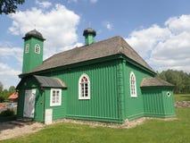 Moskee, Polen Royalty-vrije Stock Fotografie