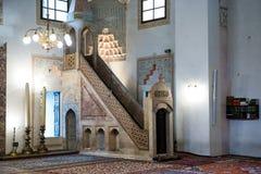 Moskee in Sarajevo Royalty-vrije Stock Foto's