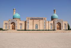 Moskee in Tashkent Stock Afbeelding
