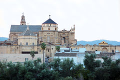 Moskee van Córdoba Royalty-vrije Stock Afbeeldingen