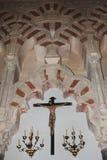 Moskee van Córdoba (detail) Royalty-vrije Stock Foto