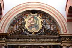 Moskee van Córdoba (detail) Stock Foto