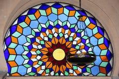 Moskee van Córdoba (detail) Stock Fotografie