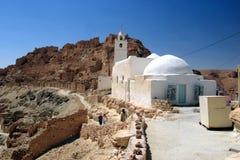 Moskee van chenini Royalty-vrije Stock Fotografie