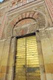 Moskee van Cordoba, Andalusia, Spanje Stock Fotografie