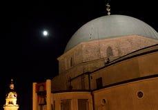 Moskee van Gazi Kasim in Széchenyi tér Pécs, Hongarije Stock Foto's