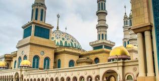 Moskee van het Samarinda de Islamitische Centrum, Indonesië Royalty-vrije Stock Foto's