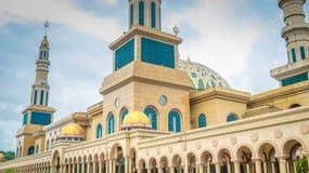 Moskee van het Samarinda de Islamitische Centrum, Indonesië Stock Foto's