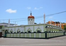 Moskee van Mahébourg Stock Foto's