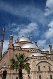 Moskee van Mohamed Ali Royalty-vrije Stock Foto's