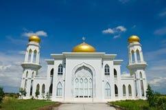 Moskee van Mohammedanisme. stock afbeeldingen