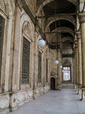 Moskee van Muhammad Ali Corridor Royalty-vrije Stock Afbeelding
