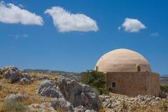Moskee van Sultan Ibrahim Han. Griekenland Royalty-vrije Stock Foto's