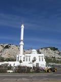 Moskee van Twee Heilige Beheerders royalty-vrije stock fotografie