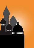 Moskee - vector stock illustratie