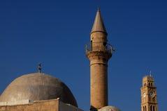 Moskees in Israël royalty-vrije stock afbeeldingen