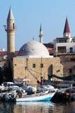Moskees in Israël royalty-vrije stock afbeelding