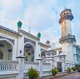 Moskees in Yangon, Myanmar Stock Foto