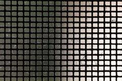 Moskito-Netz-Makro lizenzfreies stockbild