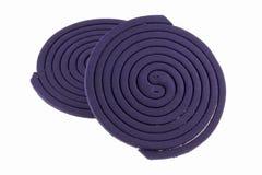 Moskito-Ringe, Lavendel-Duft Stockfoto