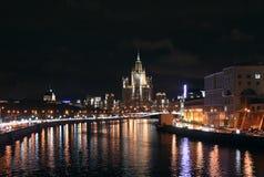 Moskou. Stock Foto
