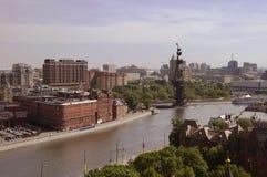 moskou Stock Foto