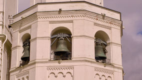 moskou Binnenland van St Basil's Kathedraal Royalty-vrije Stock Afbeeldingen
