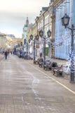 moskou De zomer van 2012 van astrakan Royalty-vrije Stock Fotografie