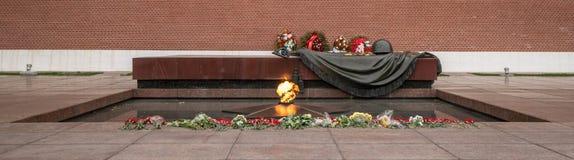 Moskou Herdenkings` Gevallen voor het Geboorteland ` Royalty-vrije Stock Afbeelding