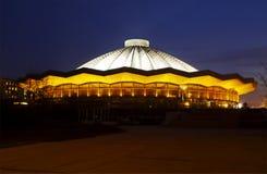 Moskou. Het circus. royalty-vrije stock foto's