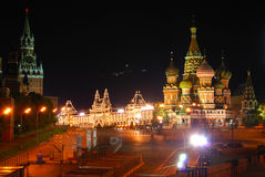 Moskou het Kremlin royalty-vrije stock fotografie