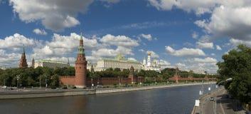 Moskou. Het Kremlin Stock Afbeelding