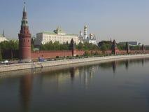 Moskou, het Kremlin Stock Afbeelding