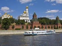 Moskou, het Kremlin stock foto's