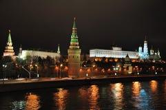 Moskou het Kremlin. royalty-vrije stock afbeeldingen