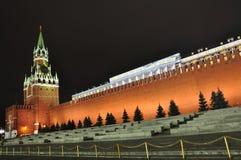 Moskou het Kremlin. royalty-vrije stock foto