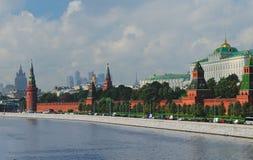 Moskou het Kremlin. Stock Afbeeldingen