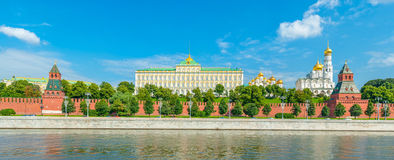Moskou het Kremlin stock fotografie