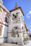 moskou Het Kremlin in Izmailovo Stock Fotografie