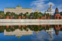 Moskou het Kremlin, Rusland stock foto
