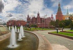Moskou het Kremlin, Rusland royalty-vrije stock fotografie