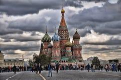 MOSKOU RUSLAND Royalty-vrije Stock Foto