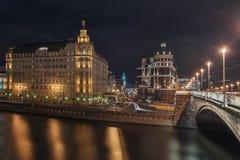 Moskou, Rusland royalty-vrije stock foto's