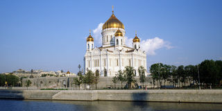Moskou, Rusland royalty-vrije stock foto