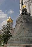 Moskou, Rusland, de Klok van de Tsaar Stock Foto's