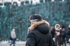 Moskou - Rusland, 25 Februari 2018 stock fotografie