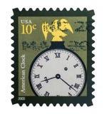 Moskou, Rusland - Mei 23, 2013: De Instituten Eerste Nationale Tijdzones van Amerika Royalty-vrije Stock Afbeelding