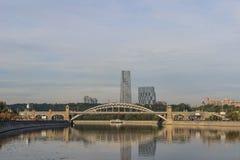 Moskou, stad, oriëntatiepunt, Stock Fotografie