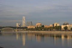Moskou, stad, oriëntatiepunt, Stock Afbeelding