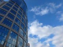 Moskou-stad toren Stock Foto's